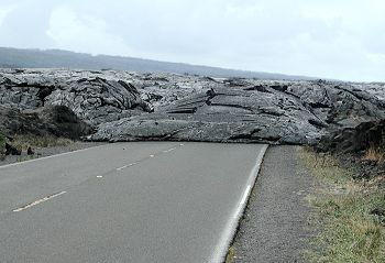 lava crossing chain of craters road
